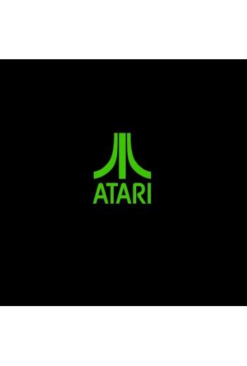 Glowing Atari Logo