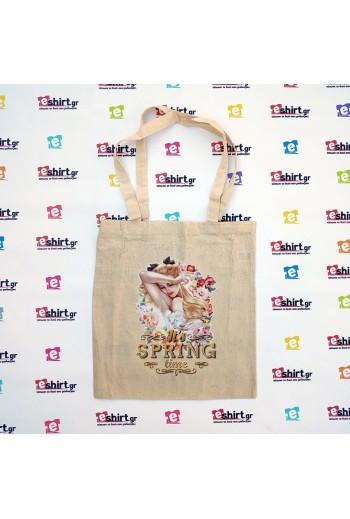 """Τσάντα """"Its Springtime"""""""