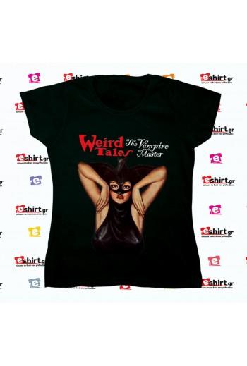 Weird Tales - The Vampire Master